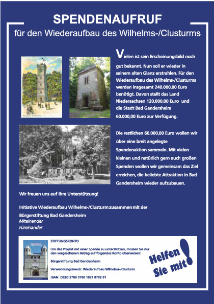 2021 02 01 Flyer Spendenaufruf 2